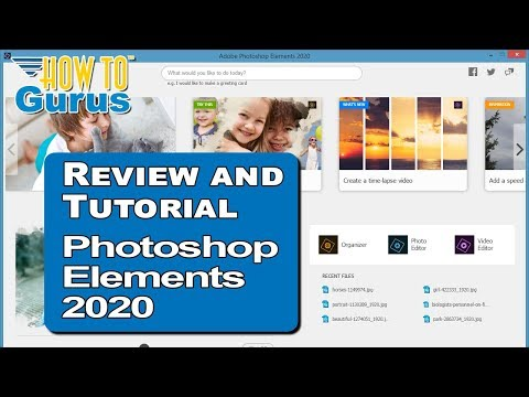Download New Adobe Photoshop Elements 2020 Review - New Release Features plus Should You Upgrade Mp4 baru
