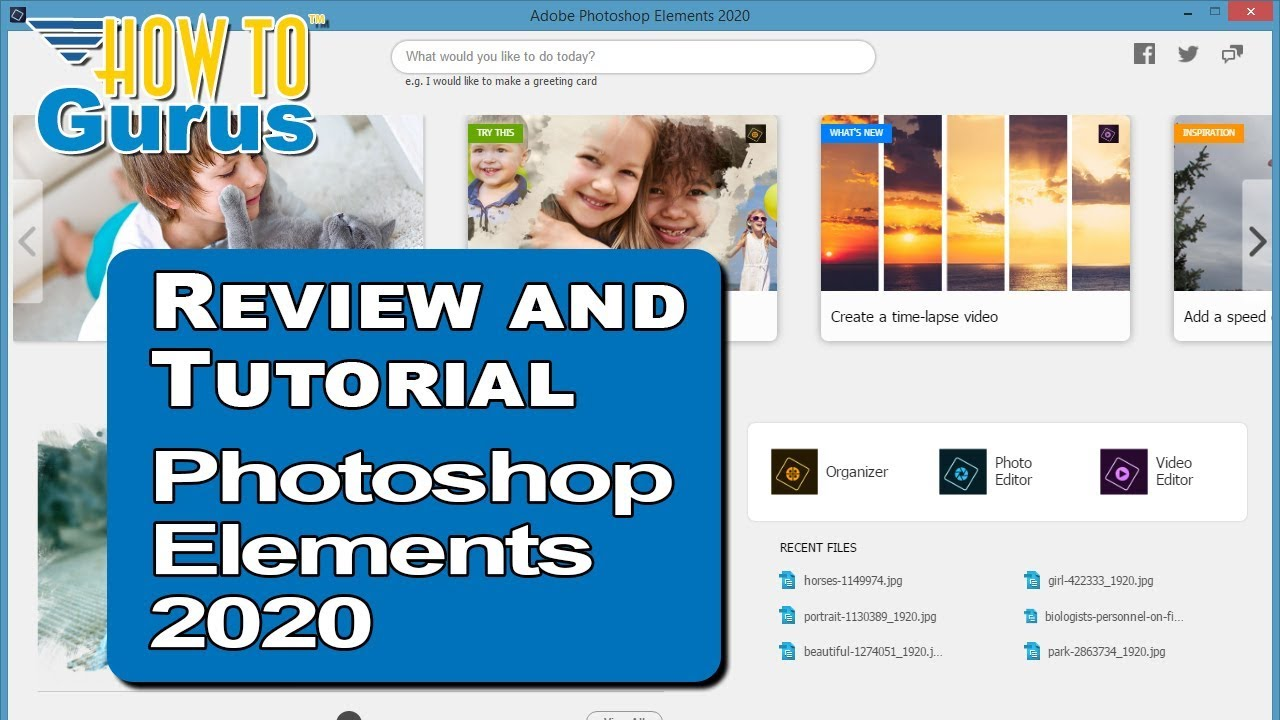 Adobe Premiere Elements 2020 Review.New Adobe Photoshop Elements 2020 Review New Release Features Plus Should You Upgrade