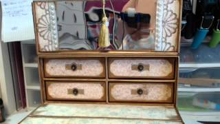 Vintage Jewelry Box Final Review