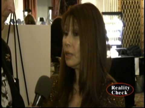Barbara Luna at SF Star Trek Con 2012