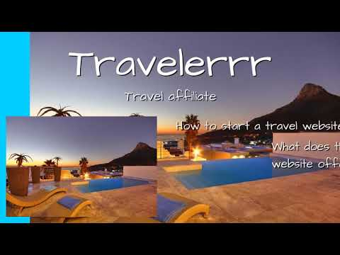 Business Opportunity:  Travel Search Engine Site. http://bit.ly/33X4RYR