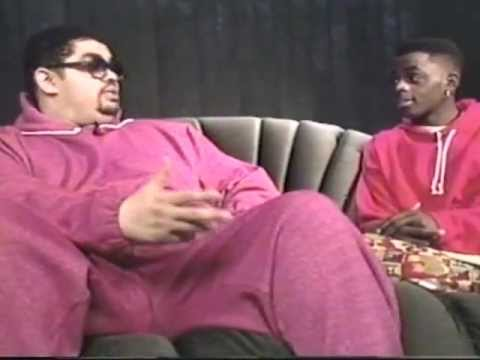 Interview w/ Heavy D