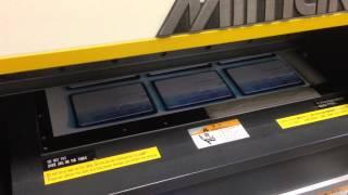 видео печать на флешках