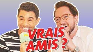Samy Seghir et Jérémy Denisty : vrais potes ?