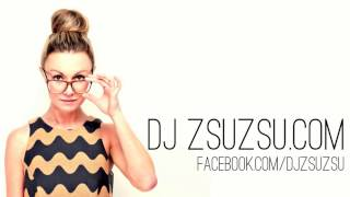 Jessica Paré Zou Bisou Bisou DJ ZsuZsu Roll 39