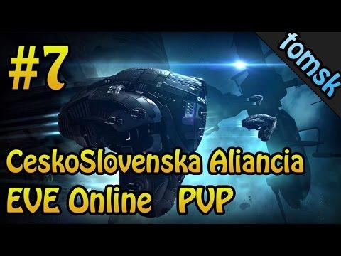 ► EVE Online l CSALI PVP v NullSec-u l #7 l Gameplay l CZ/SK [HD]