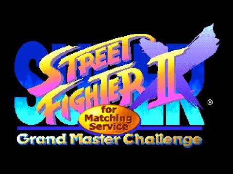 [天・豪鬼] SUPER STREET FIGHTER II X for Matching Service [DC]