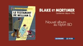 bande annonce de l'album Le Testament de William S.