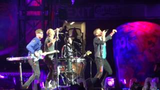 Coldplay - Viva La Vida Live At Emirates Stadium London, 02 June 2012 (HD)