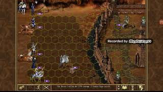 recording heroes of might and magic problem om tablet