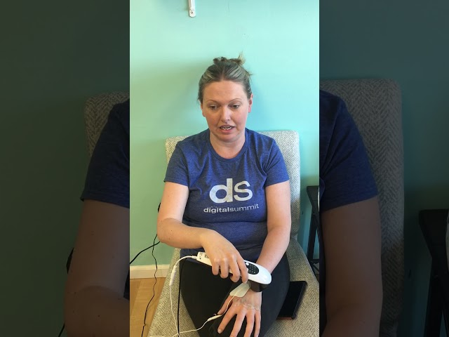 MicroCurrent Pain Relief Therapy Testimonial: Kim DelaTorre