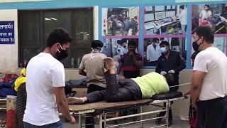 Всемирная организация здравоохранения обеспокоена вспышкой заболеваемости COVID 19 в Индии