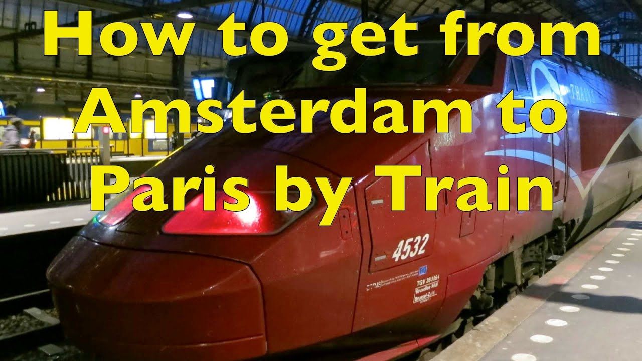 How to get to Amsterdam 8