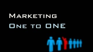 Marketing One to One - Marketing Management ISEG