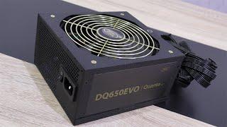 DeepCool Quanta DQ650 EVO 650W Power Supply Review