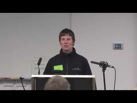 Using GIS technology (Konect software) for data collection - Emma Mann and Scott Nutt