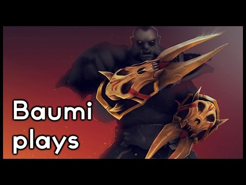 Dota 2 | WOLVES NEED NO MICRO!! | Baumi plays Lycan