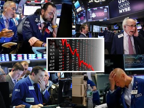 Why The Stock Market Will Crash? Part 1.