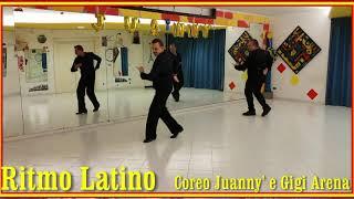 RITMO LATINO Coreo Juanny&#39 e Gigi Arena RBL