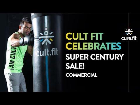 Cult.Fit Celebrates Super Century Sale!