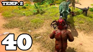 ERNESTO INMORTAL!! ARK: Survival Evolved #40 Temporada 2