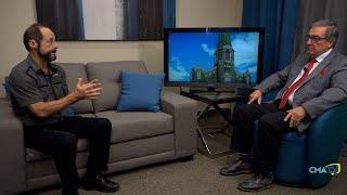 Entrevue - Michel Talbot, curé des paroisses de l'unité 22 - 11 septembre 2020