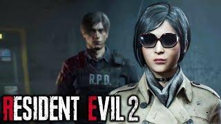 Прохождение Resident Evil 2 Remake Часть 1 🎮