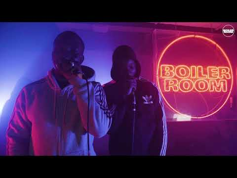 Kojo Funds & Abra Cadabra Boiler Room Warmsin' - Fear No One & Dun Talkin'
