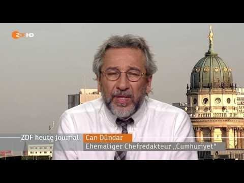 Can Dündar at Geneva Summit 2017