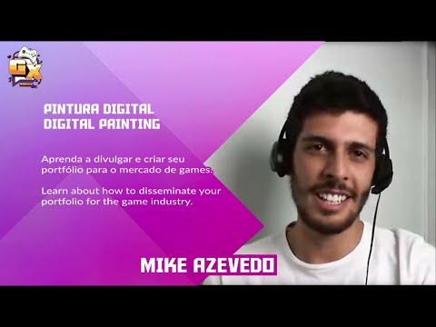 Mike Azevedo - Como fazer a divulgação do seu trabalho artístico e atividade freelancer