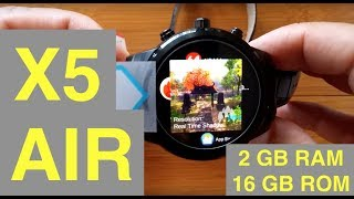 FINOW X5 Air 2GBRAM/16GBROM Smartwatch: Unboxing & 1st Look thumbnail