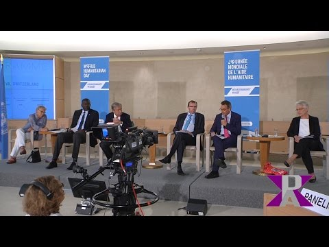 Sustainable Development Goals PANEL Discussion at the U. N. Geneva