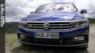 2020 Volkswagen Passat Variant R-Line | Exterior, Interior