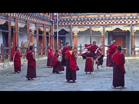 Bhutan - Bumthang Valley - Jakar