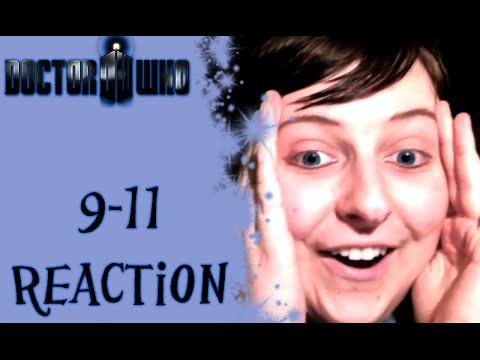 "Doctor Who 9x11 ""Heaven Sent"" Reaction!"