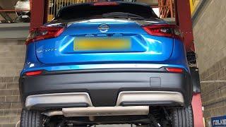 Nissan Qashqai 2019 Side Steps/Bars Fitting & Installation (UK)
