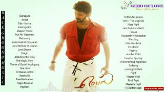 Mersal | Full Movie Best BGM | A R Rahman|♥