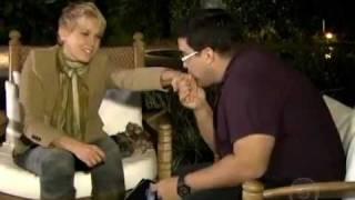 VÍDEO SHOW: André Marques entrevista Xuxa, a eterna Rainha dos Baixinhos!