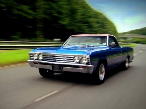 1964 Chevrolet El Camino Travels To Europe With Wheeler