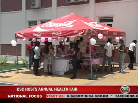 GIS Dominica, National Focus for April 23, 2015