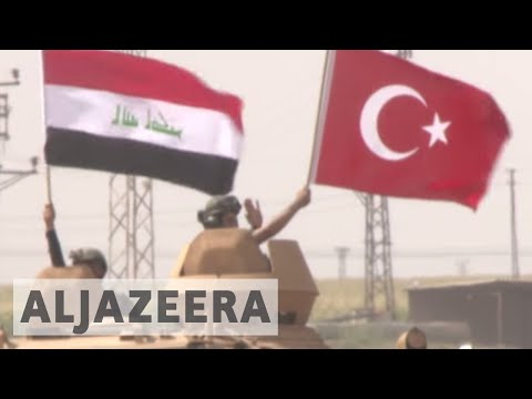 Iran, Turkey vow to stand with Iraq against Kurdish independence