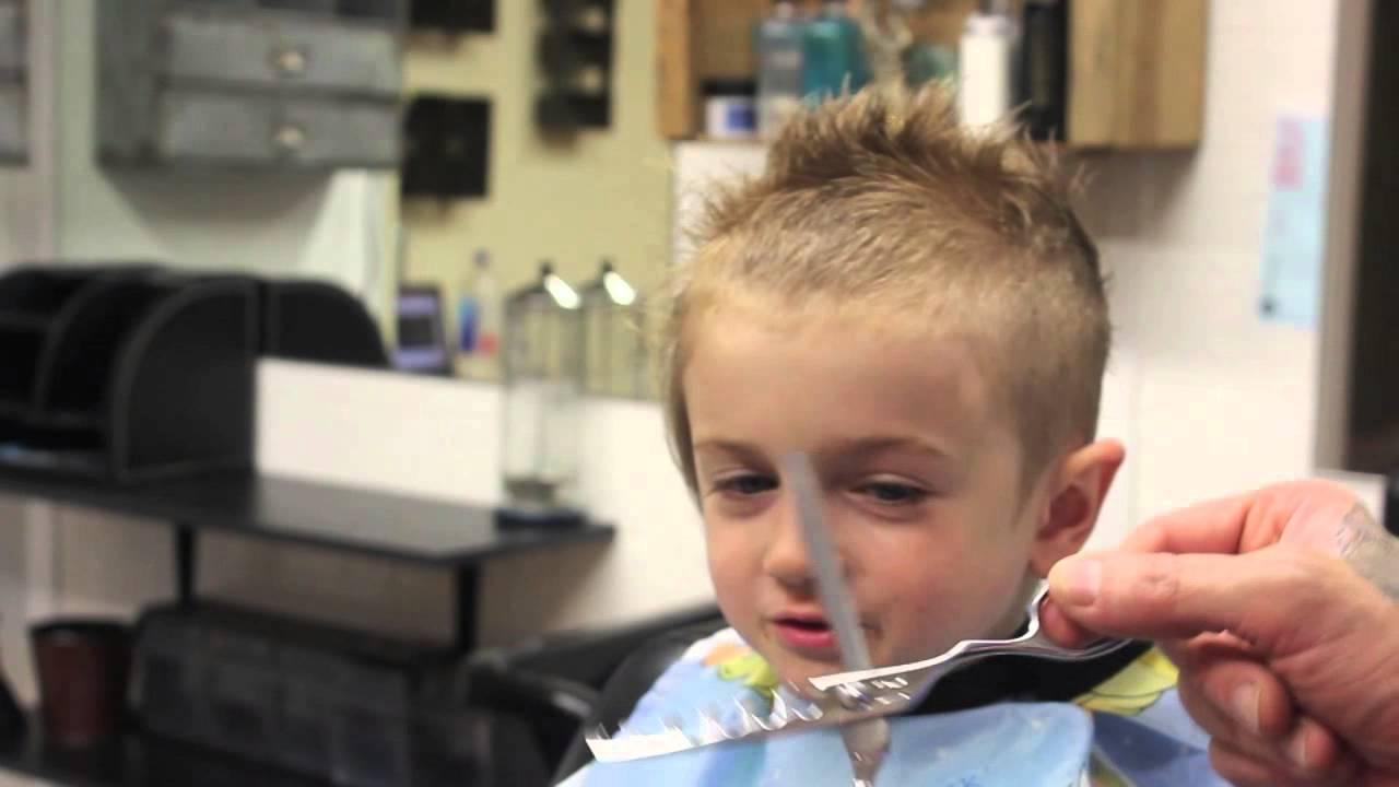 Os New Wave Haircut Youtube