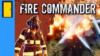 We Didn't Start the Fire   Fire Commander (Firefighter Management RTS - Demo) screenshot 3