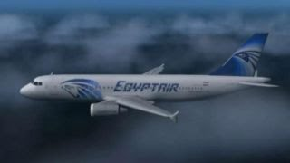 Data indicates smoke inside EgyptAir plane before crash