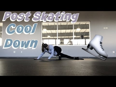 My Post Figure Skating Cool Down