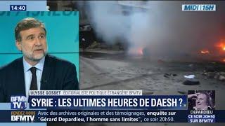 Que reste-t-il de Daesh en Syrie ?