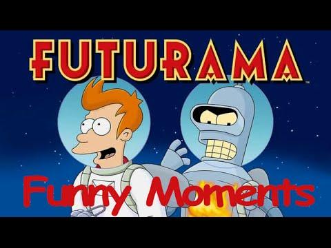 Futurama Funny Moments || Futurama Best Moments-Fry,Amy,Hermes,Farnsworth,Zoidberg,Bender and Leela