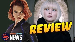 Is Red Sparrow the Hard R Black Widow? – Review!