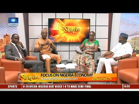 Nigeria Economy: Experts Analyse Challenges, Impact Pt.1 |Sunrise|