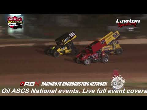 ASCS NATIONAL TOUR HIGHLIGHTS FROM LAWTON OK  6.5.19